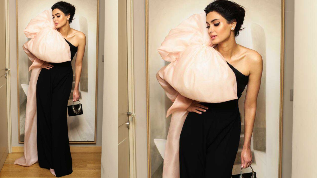 Cannes 2019: Diana Penty makes 'bow' debut after Deepika Padukone, rocks it just as much