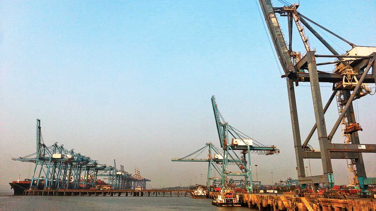 National Company Law Tribunal gives Dighi Port to JNPT