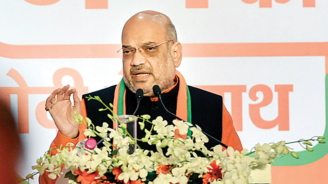 Amit Shah to meet NDA constituents on 23rd
