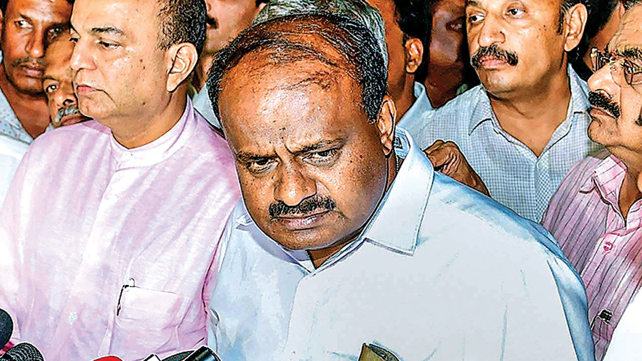 DNA Edit: Media curbs - Kumaraswamy should see how precedents have ended