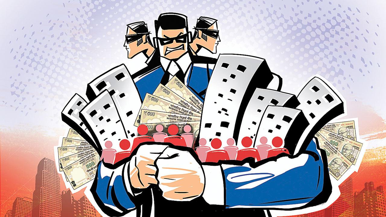 Mumbai: Software executive duped of Rs 1 cr in Borivali