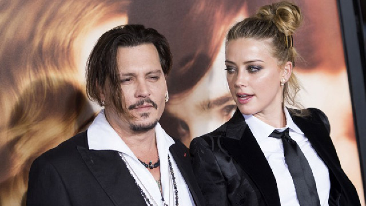 Johnny Depp alleges ex-wife Amber Heard caused him 'serious bodily injury' under the influence of drugs and alcohol