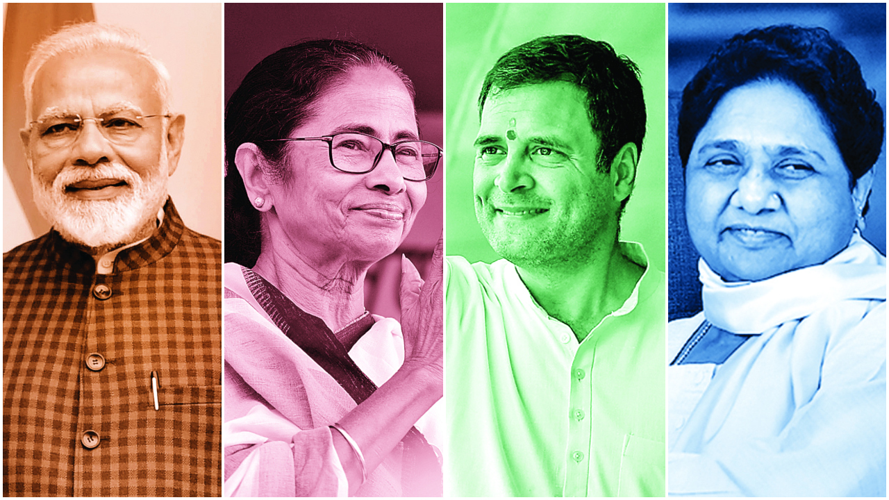 Lok Sabha Election Results 2019: Who'll come up trumps today?