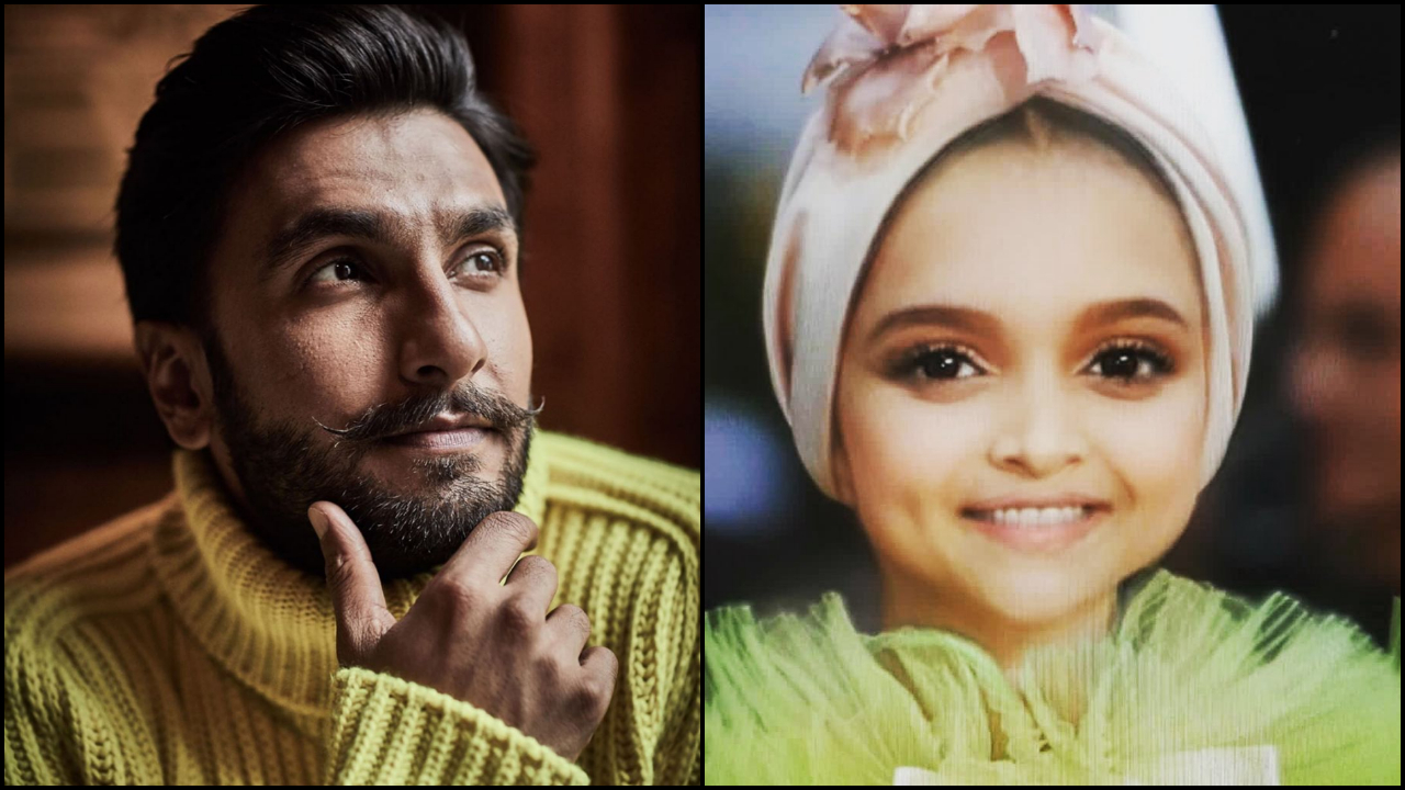 Ranveer Singh uses 'baby filter' on wife Deepika Padukone's photo from Cannes 2019 and she looks cute as a button