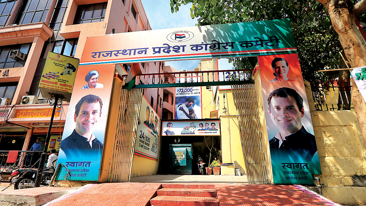 Lok Sabha Election Results 2019: Congress fails to capitalise on gains in Rajasthan