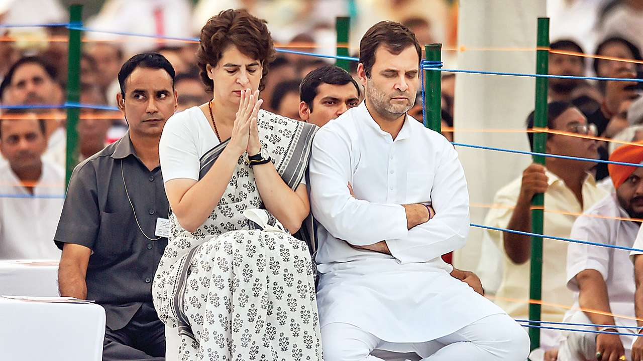 Gandhi family alone can keep party intact: Congress leader Marri Shashidhar Reddy