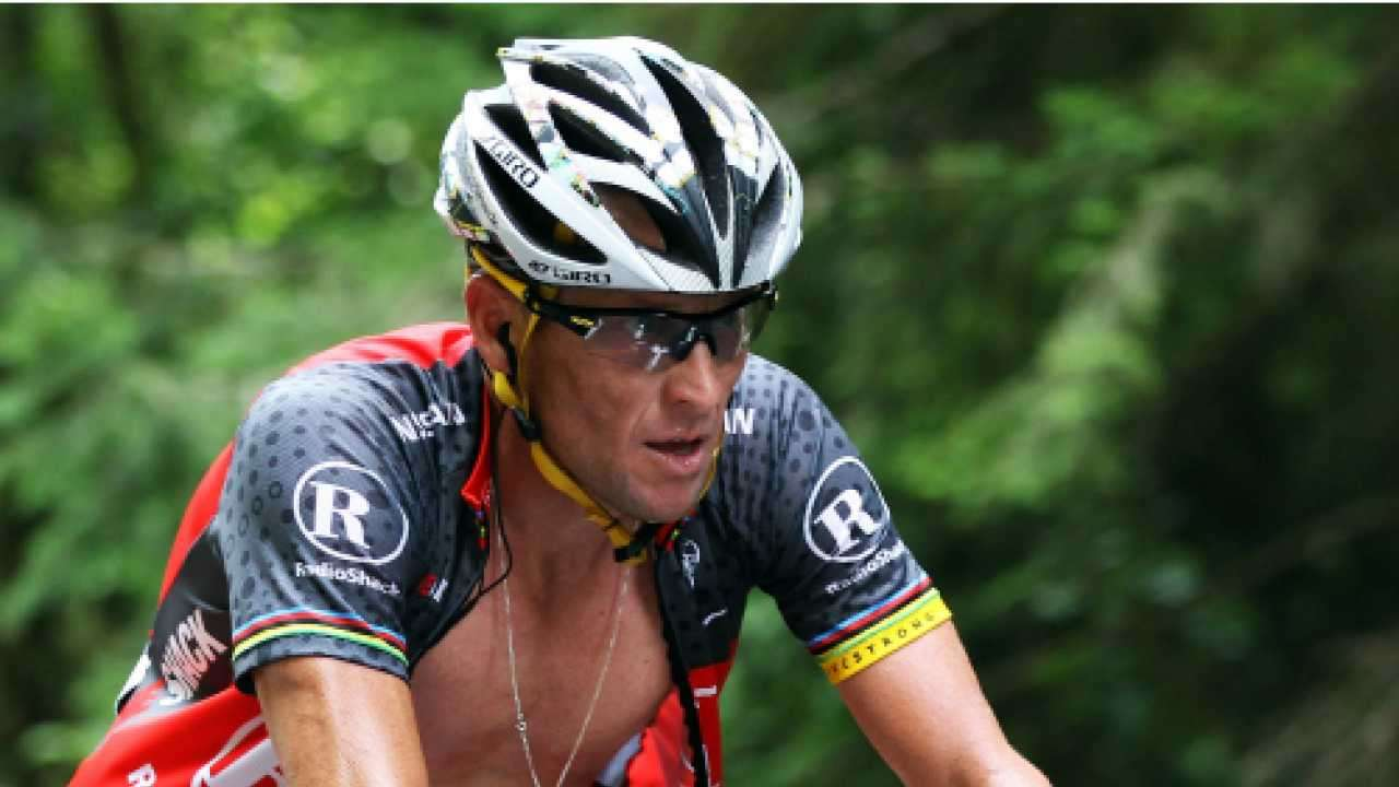 Doping cheat Armstrong says he 'wouldn't change a thing
