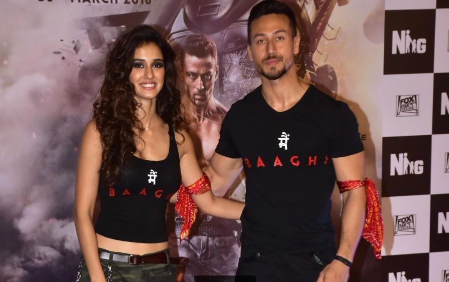 'I've been trying to impress him for so long': Disha Patani on her relationship with Tiger Shroff