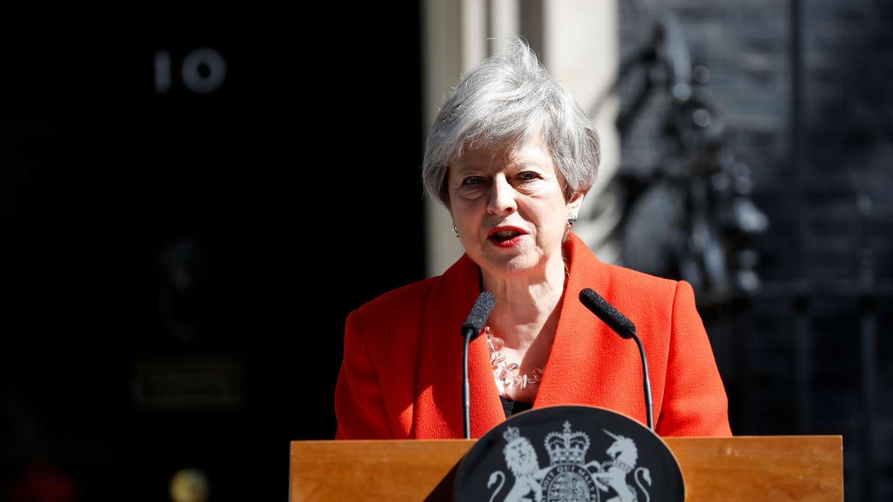 DNA Edit: May's watch ends - And Brexit appears more ambiguous than ever