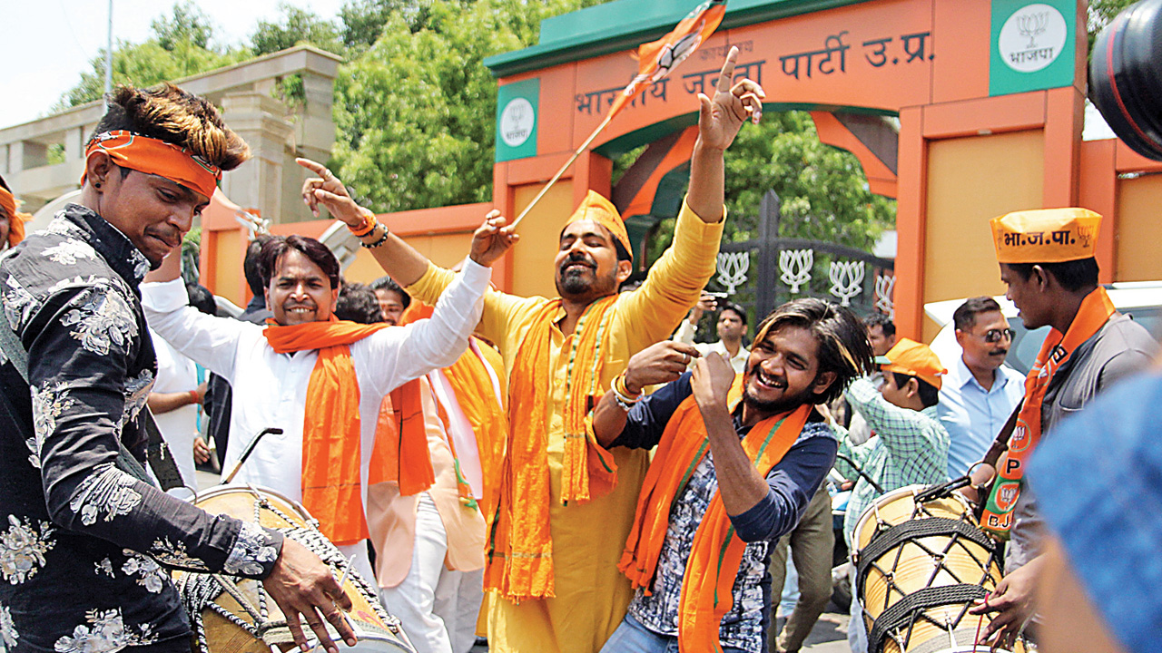 Lok Sabha Election Results 2019: Uttar Pradesh alliance math turns into myth