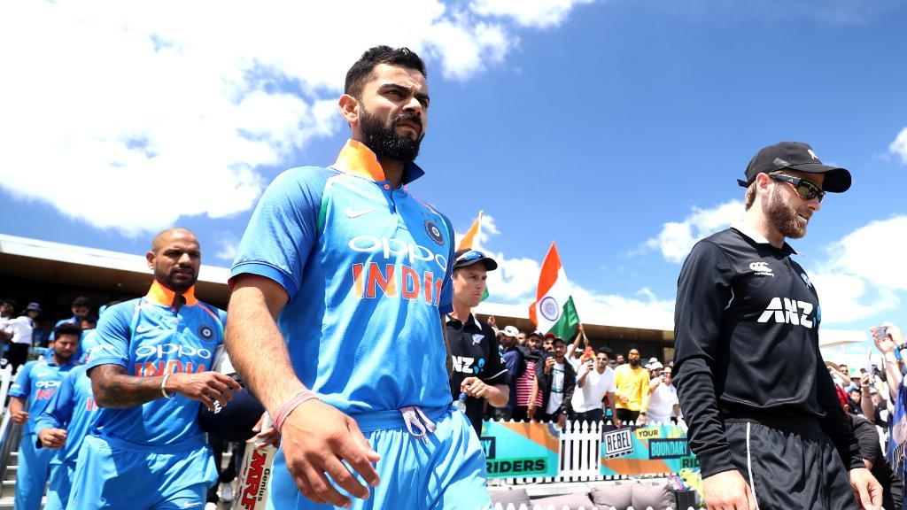 India vs New Zealand Live, World Cup 2019 Warm Up: Ravindra Jadeja half-century takes India to 179