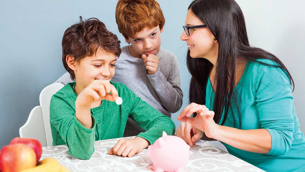Teenagers and money: How much is enough?