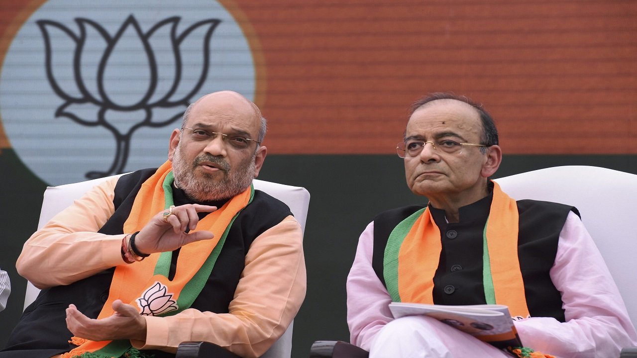 Arun Jaitley bows out, Amit Shah likely to replace him as Finance Minister in Modi 2.0 cabinet