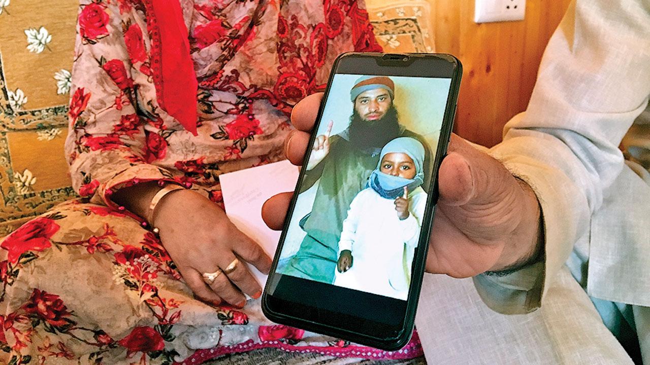 Kashmiri terrorist in Syria wants to return