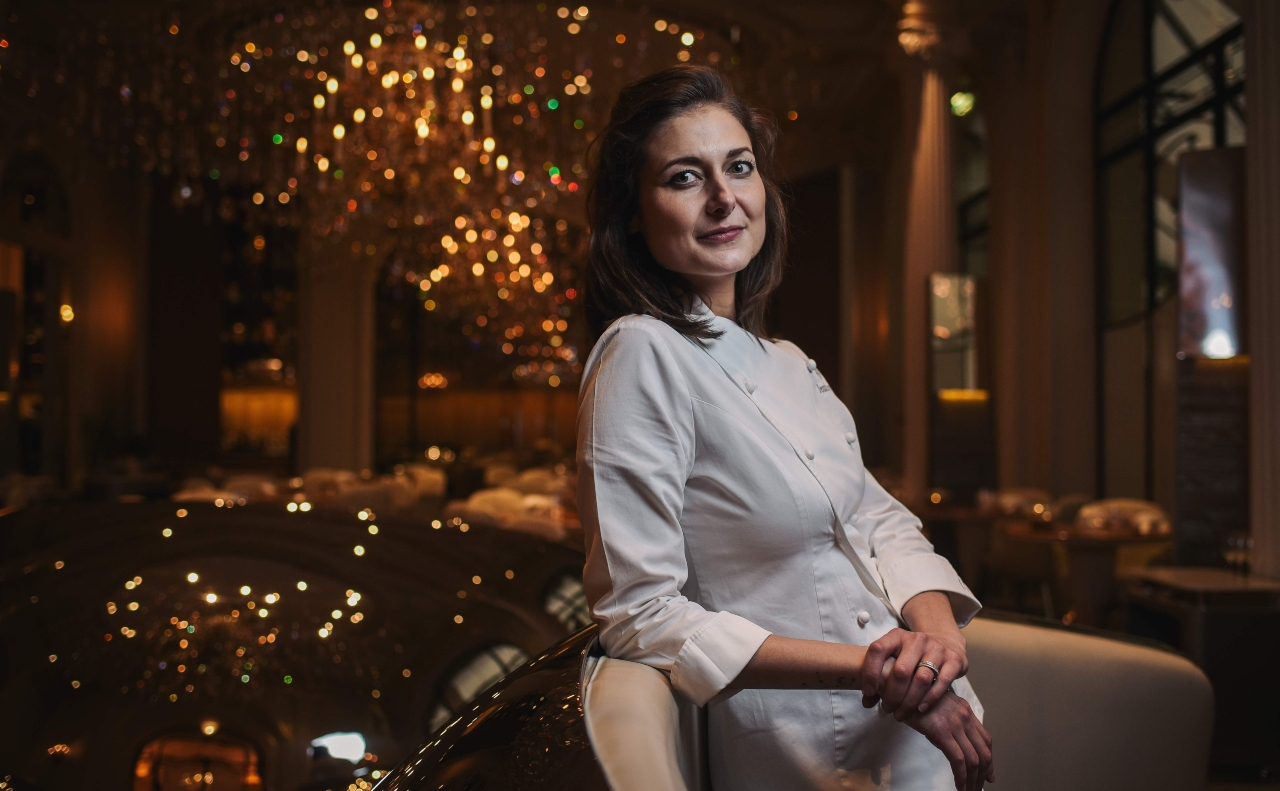 Inventor of guilt-free desserts is world's top pastry chef