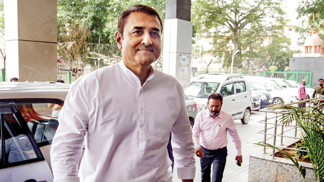Praful Patel skips the Enforcement Directorate's questioning, says can come on Monday