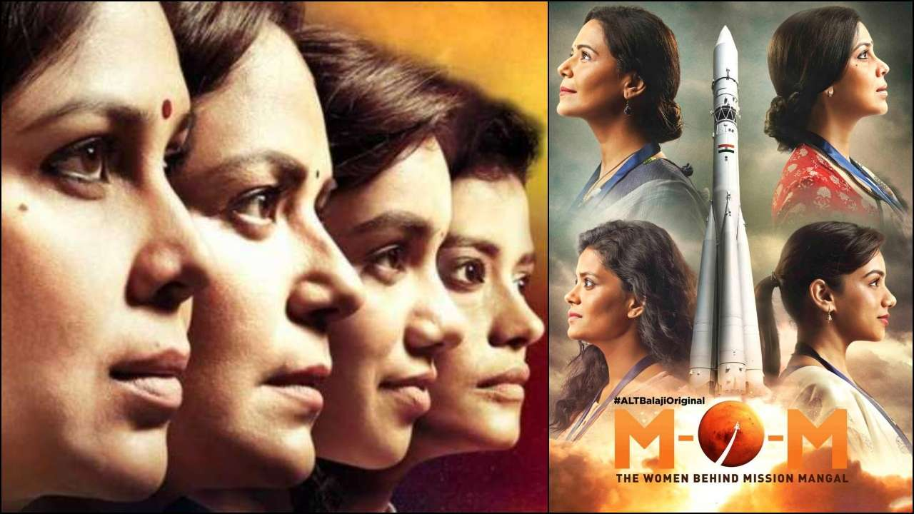 'We have gone down fiction route': Ekta Kapoor's 'MOM - Mission Over Mars' makers clarify why they used wrong rocket