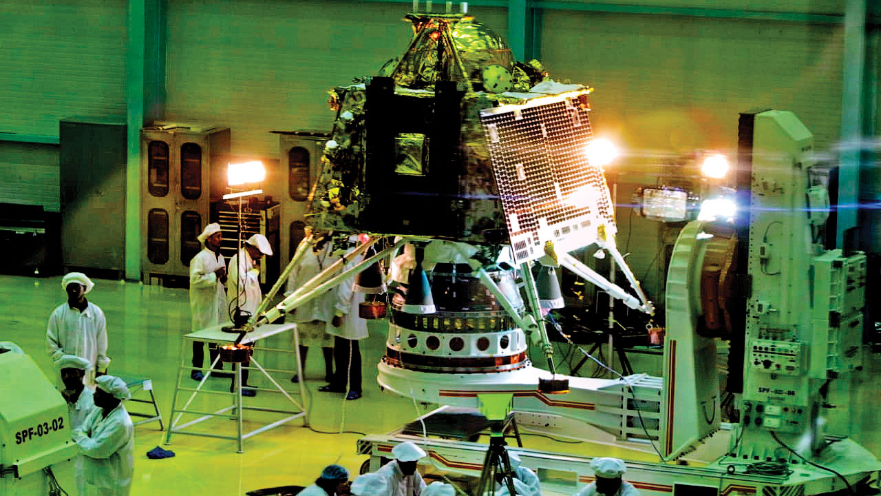 DNA Edit: Dark side of the moon - Chandrayaan-2 shows ISRO is breaking new ground