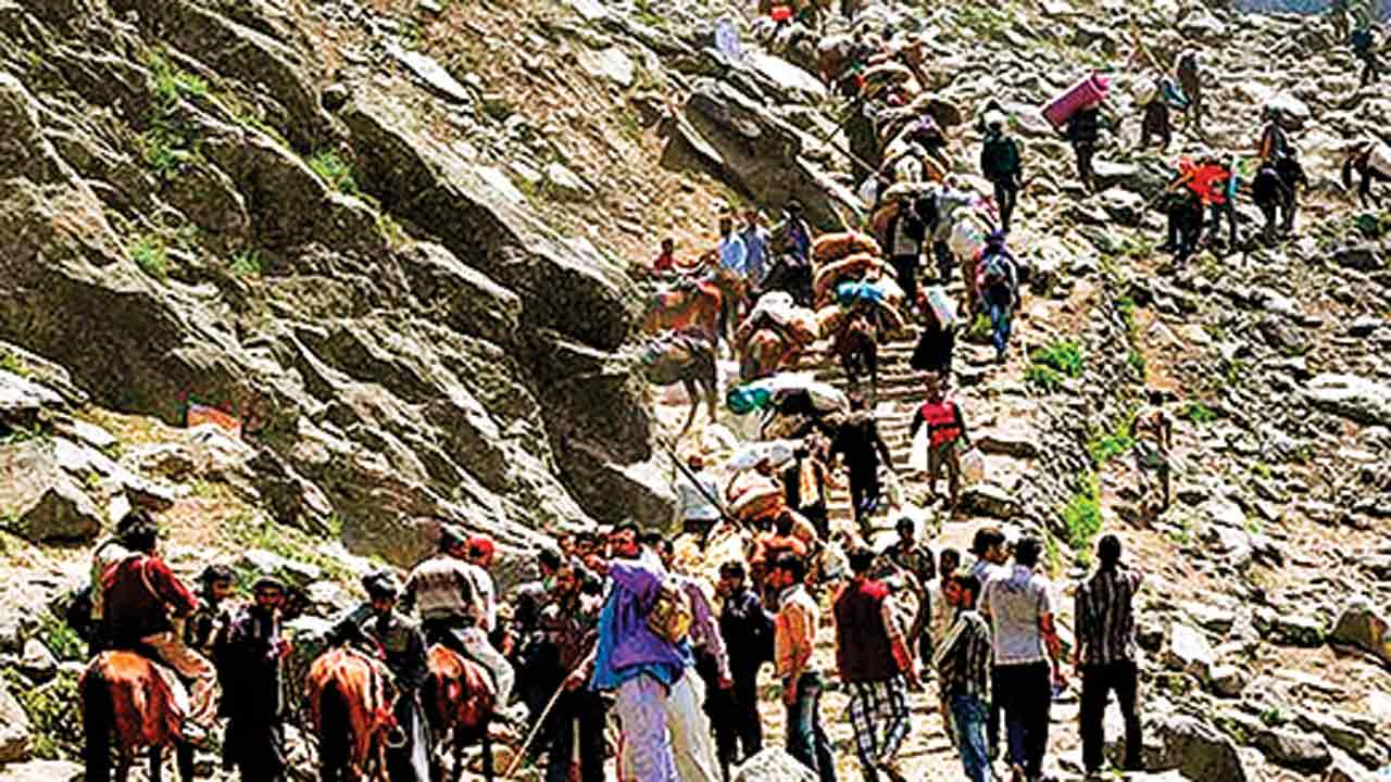 J promises safety of those on Amarnath Yatra