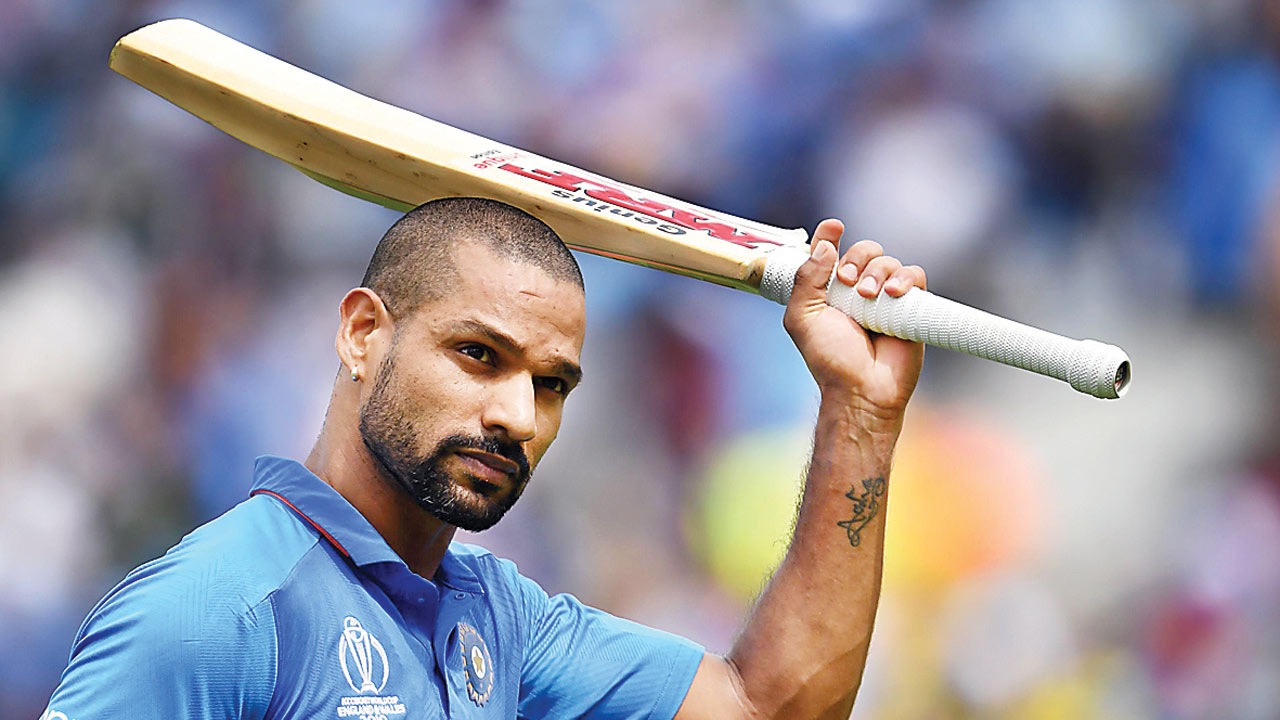 World Cup 2019: Team management trumps selectors in tussle over Shikhar Dhawan's status