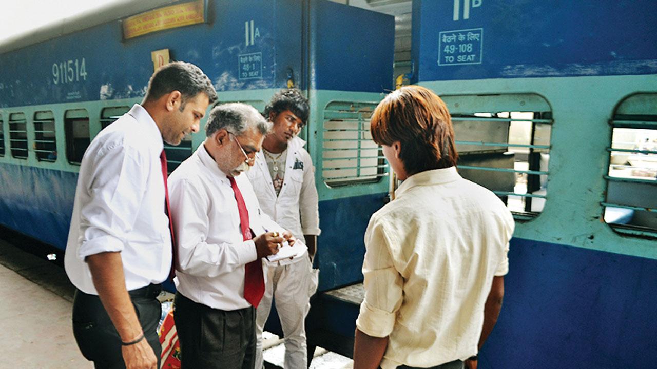 Software in Rajasthan's Kota hacking Railways' tatkal system
