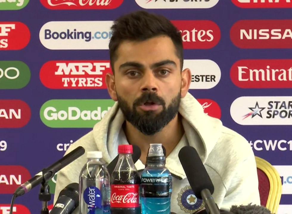 IND vs PAK, World Cup 2019: Virat Kohli plays down hype surrounding high-voltage India vs Pakistan tie