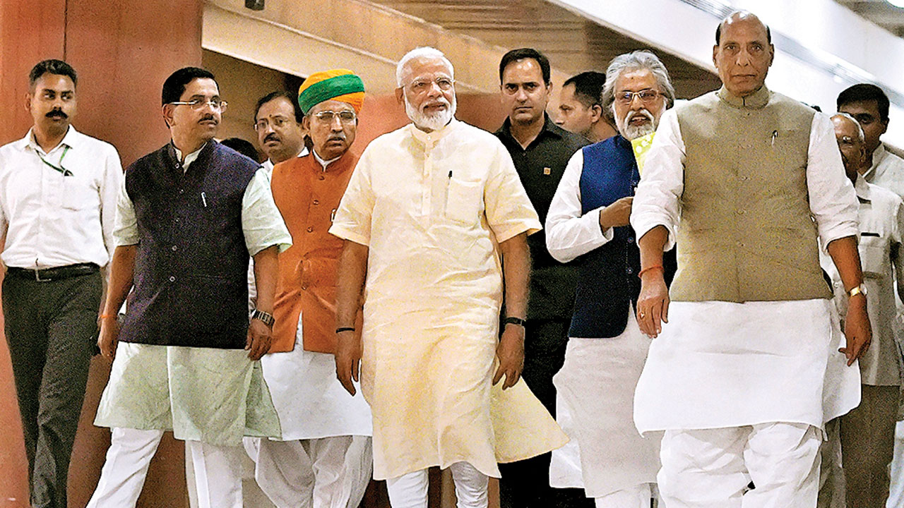 PM Narendra Modi seeks cooperation in all-party meet, Opposition yet to make strategy