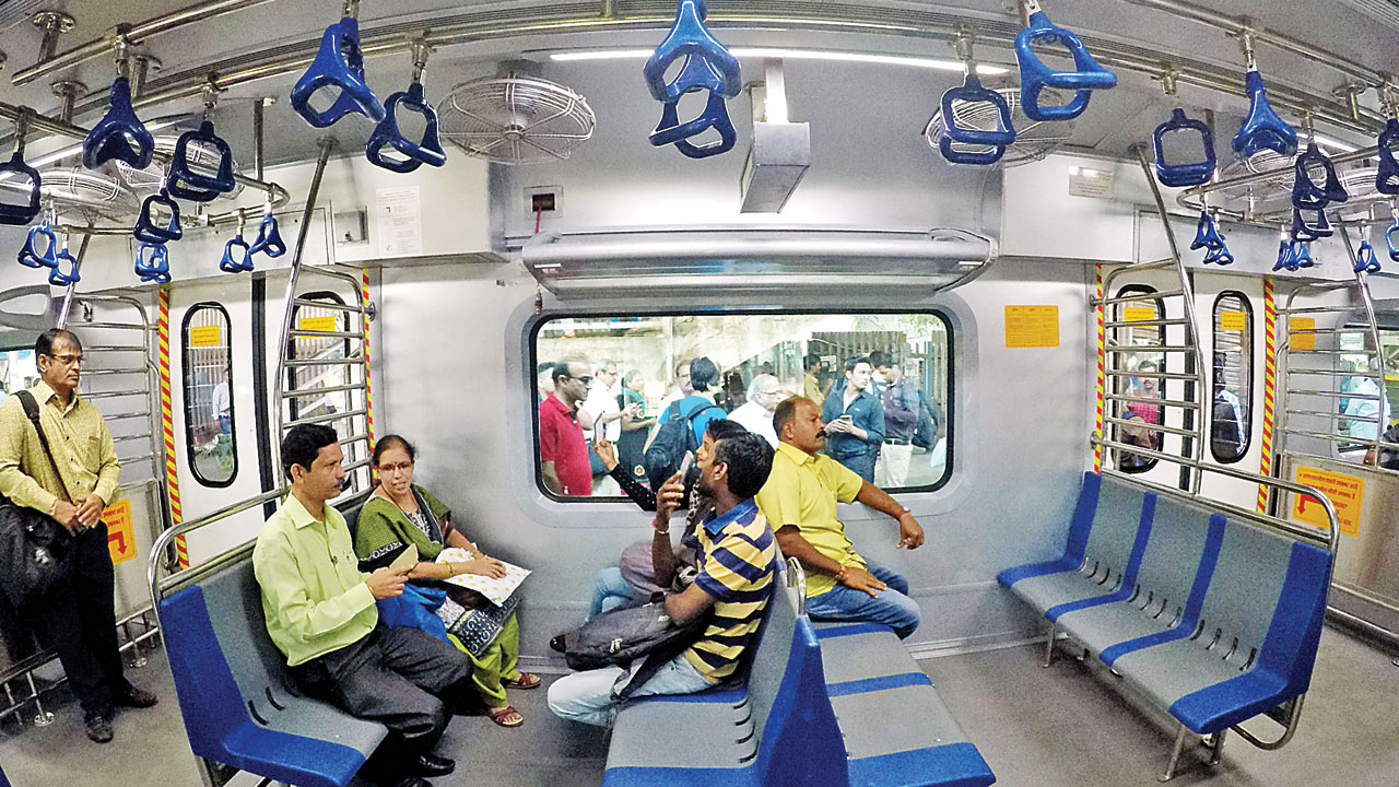 More capacity, fewer seats on track with 'hybrid' AC locals