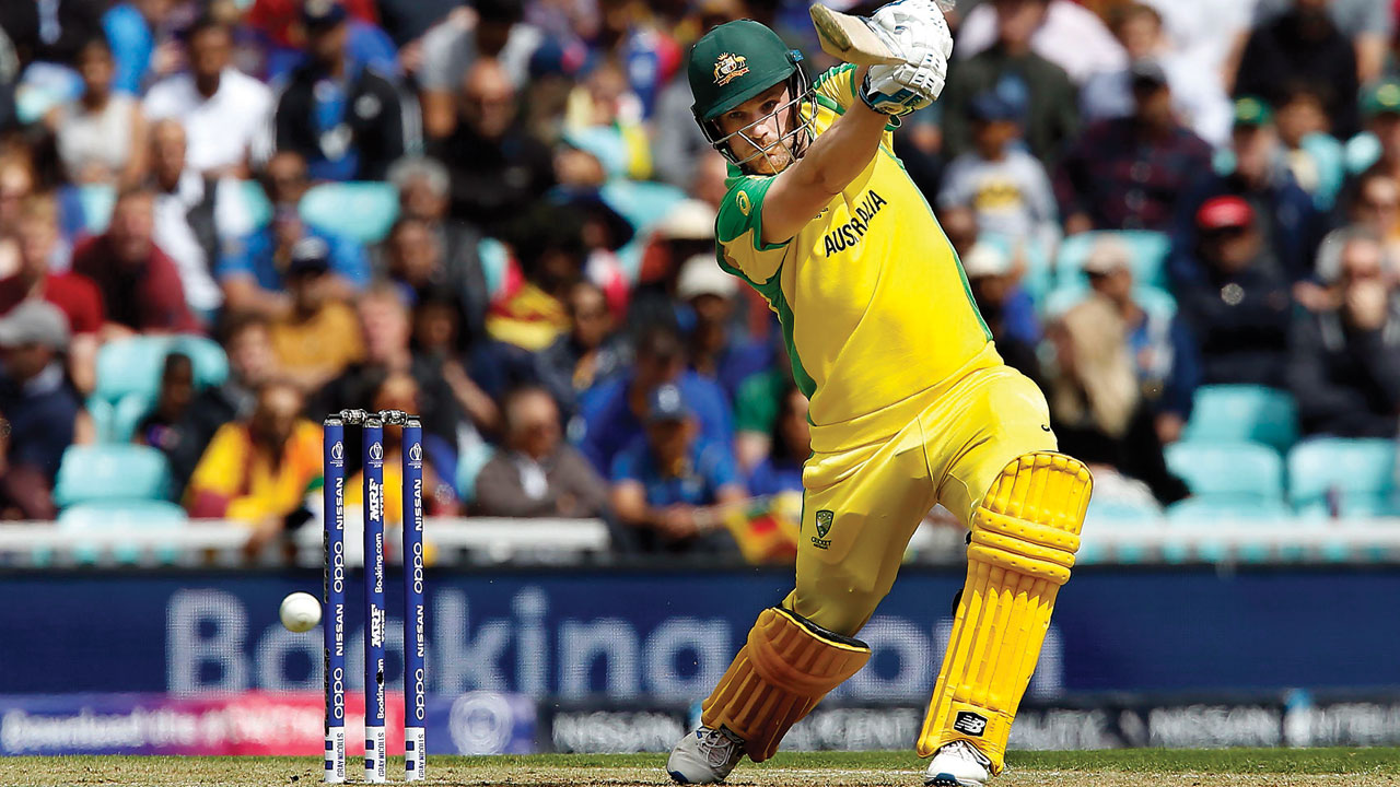 World Cup 2019: Return of Finch hitter