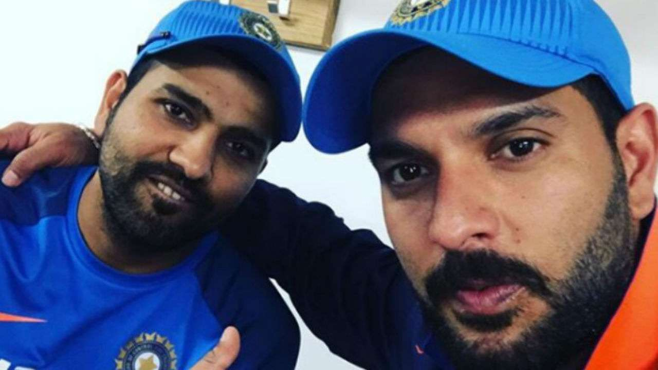 Yuvraj Singh makes BIG prediction for Rohit Sharma in World Cup 2019
