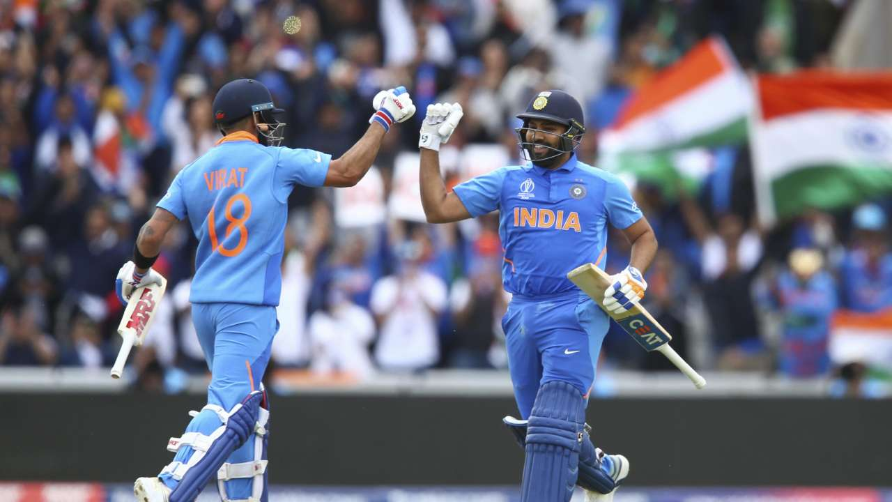India vs Pakistan: Rohit pips Warner for second highest run-scorer, Amir becomes joint highest wicket-taker