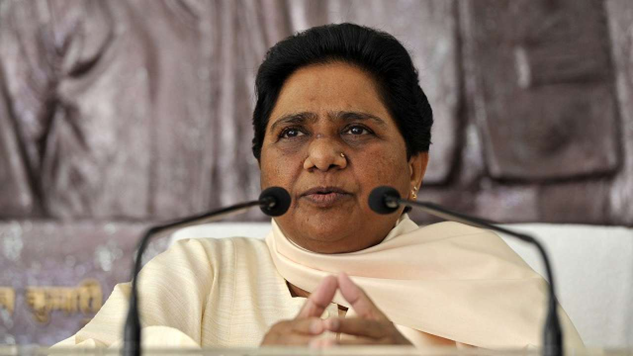 Mayawati hits out at UP government on proposed increase in electricity tariffs