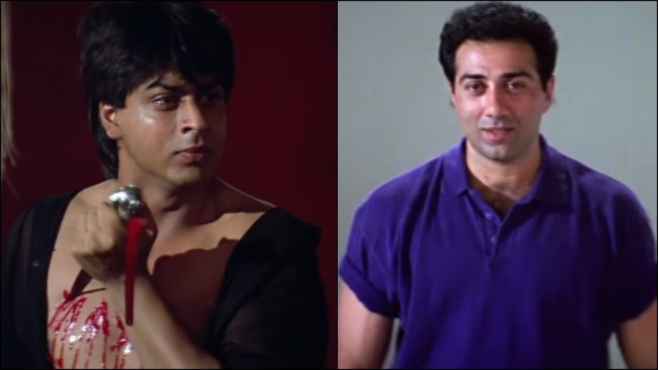 Sunny Deol finally breaks silence on tiff with Shah Rukh Khan during 'Darr': 'Baat karne ki baat hi nahi hai'