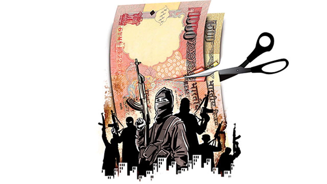 DNA Edit: Not so charitable - Terror funding has new conduits, but discretion is advisable