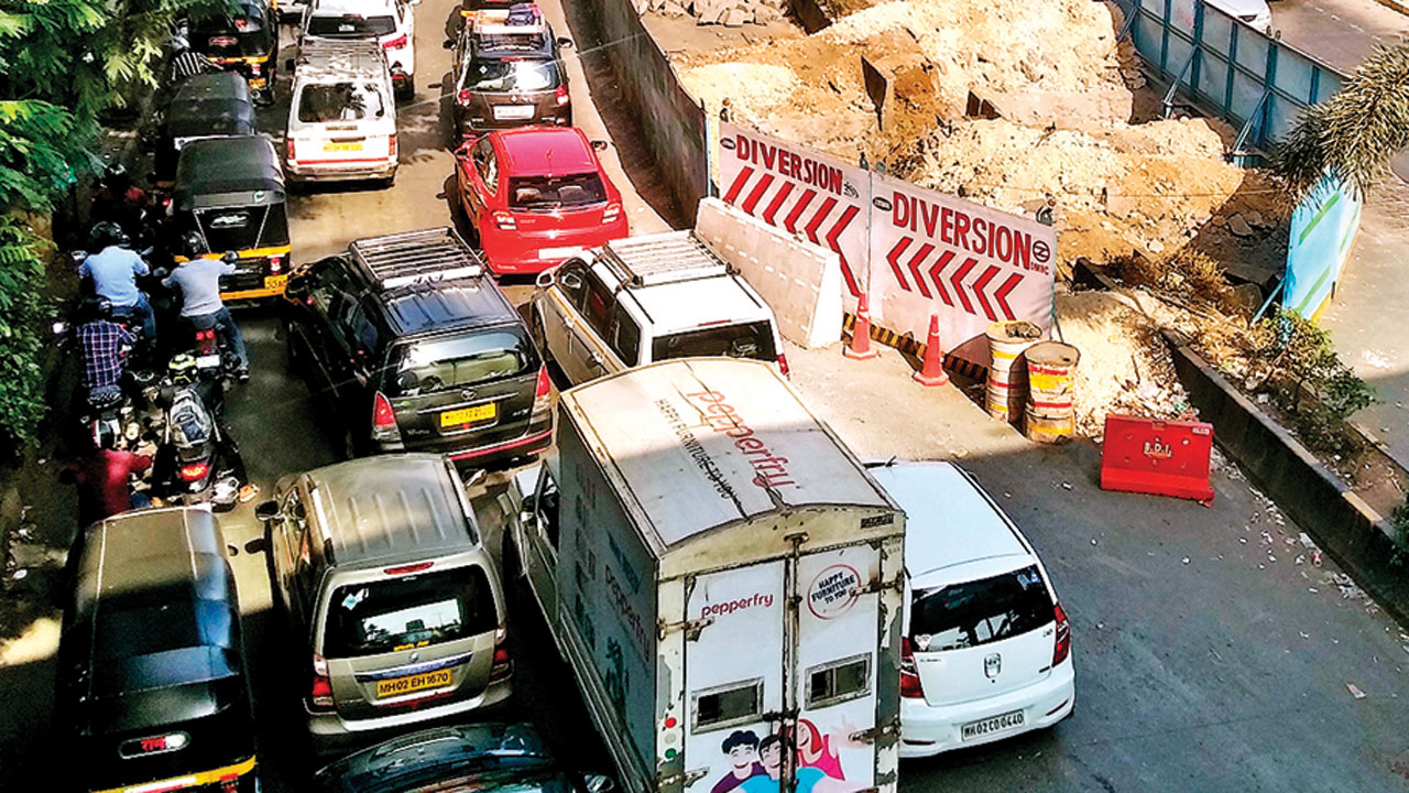 Heads up, Mumbaikars! Illegal parking might cost you Rs 10,000