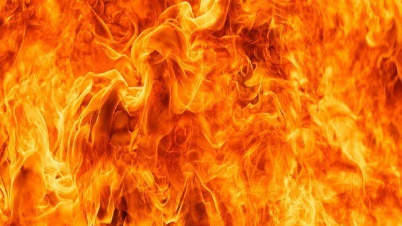 Mumbai: Fireman sustains grave injuries in Powai's Haiko mall fire breakout