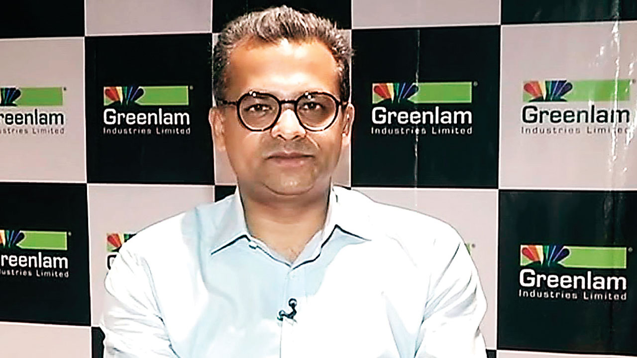 Greenlam likely to post 10-12% growth this fiscal: Saurabh Mittal