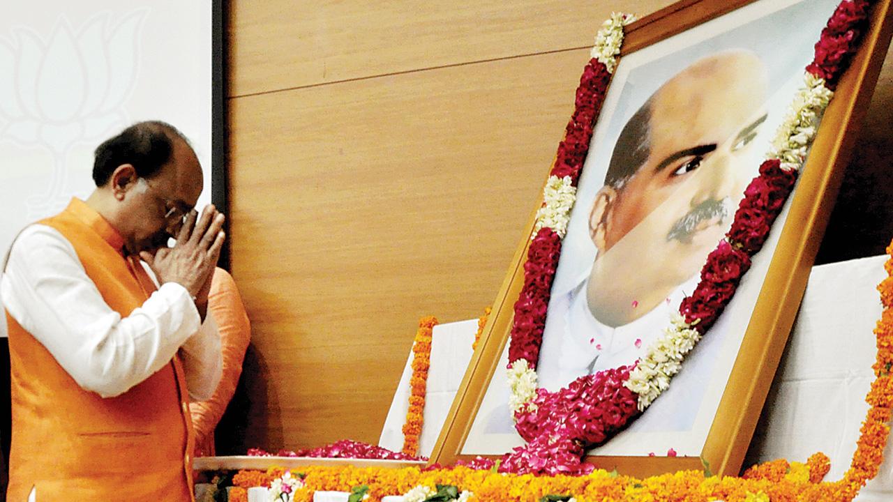 Stop killings, take inspiration from Syama Prasad Mookerjee, BJP tells West Bengal CM Mamata Banerjee
