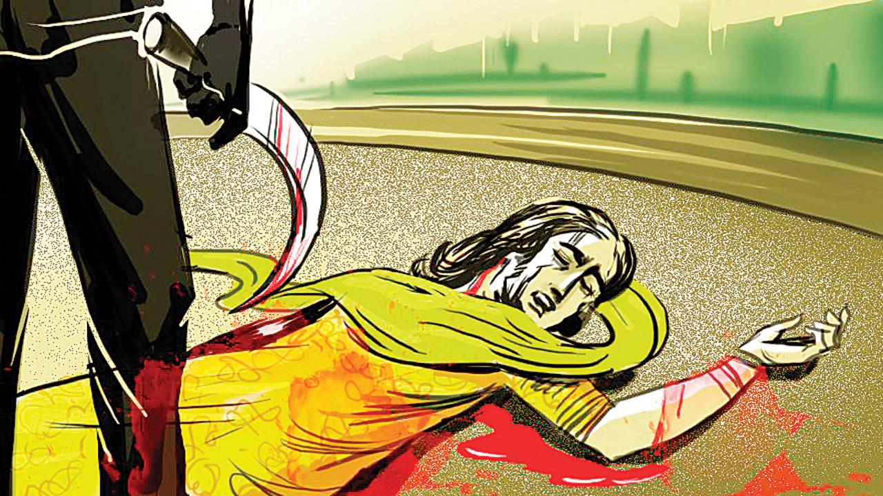 Ahmedabad: Man kills wife, suspects affair