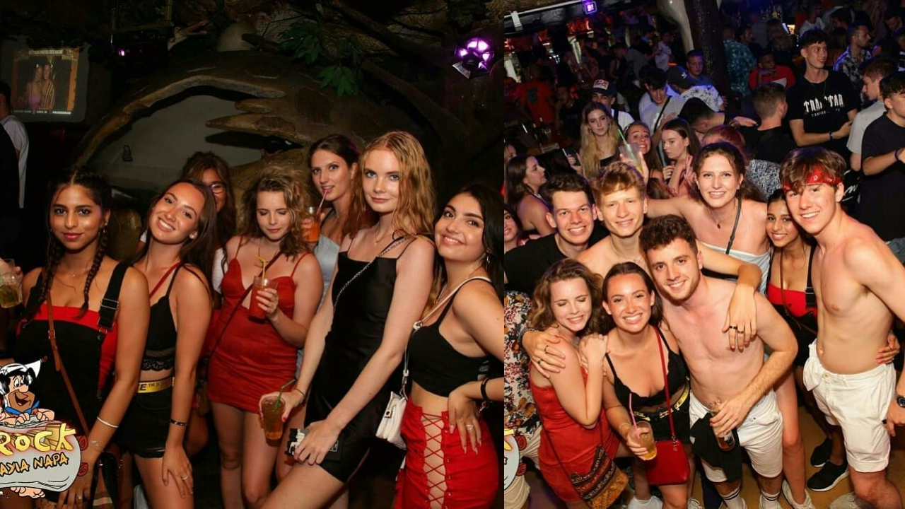 Suhana Khan's wild party in photos is not something you'd want to miss seeing