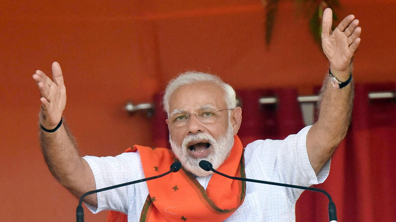 Some people don't see contribution of others beyond Gandhi family: PM Modi mocks Congress in Lok Sabha