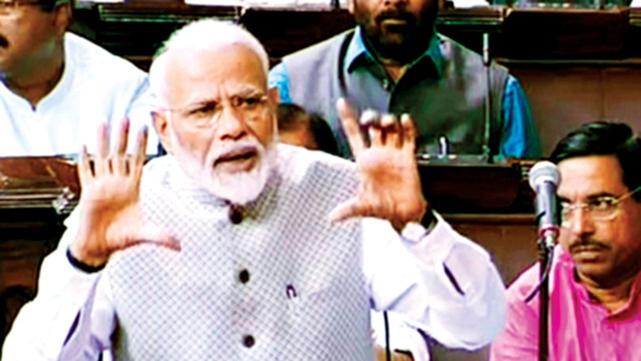 Children dying of encephalitis biggest failure in 7 decades: PM Narendra Modi