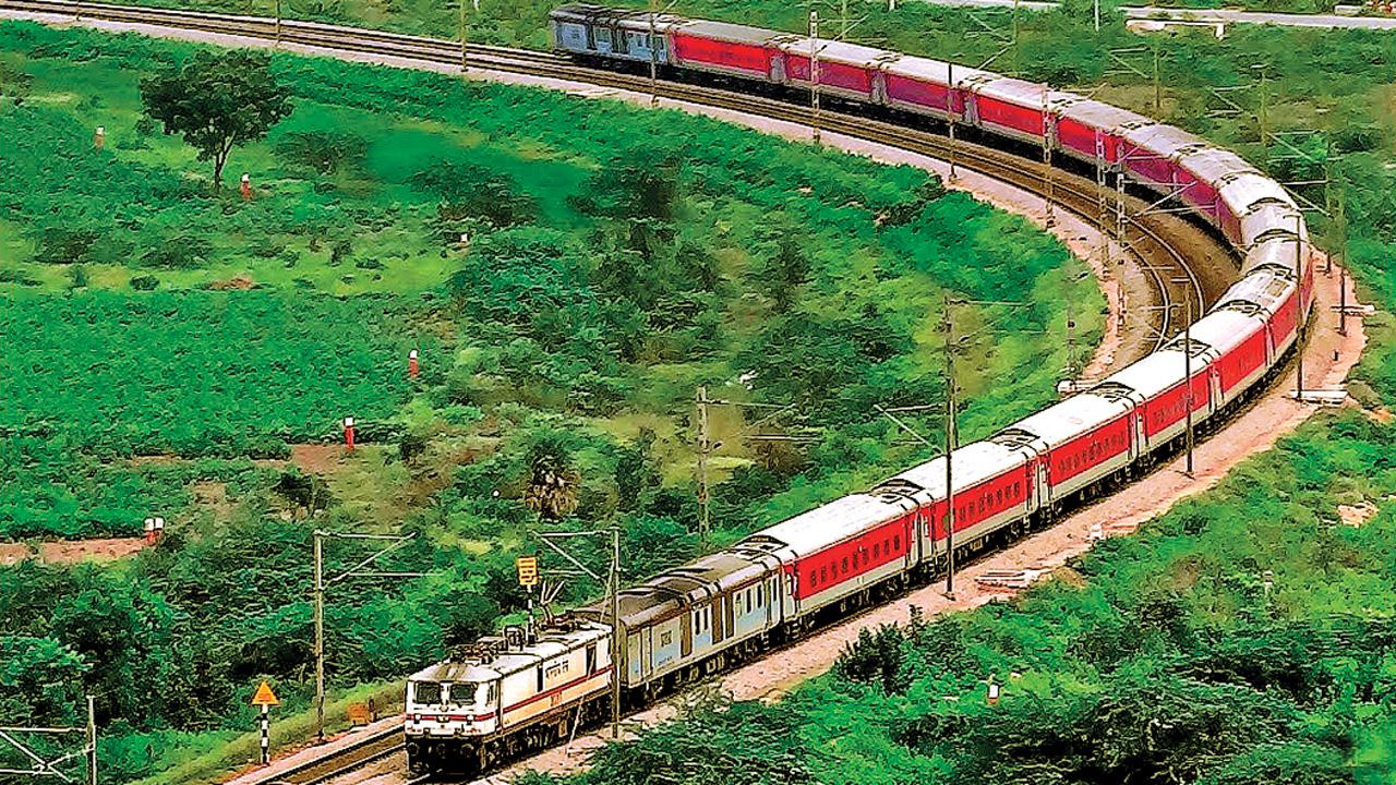 Now, jerk-free ride in Rajdhani Express, Shatabdi Express