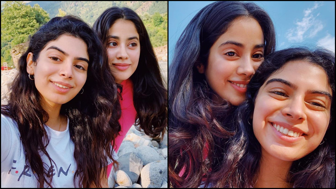 Mountain Girls: Janhvi Kapoor and Khushi Kapoor are the ultimate fashionistas in Manali