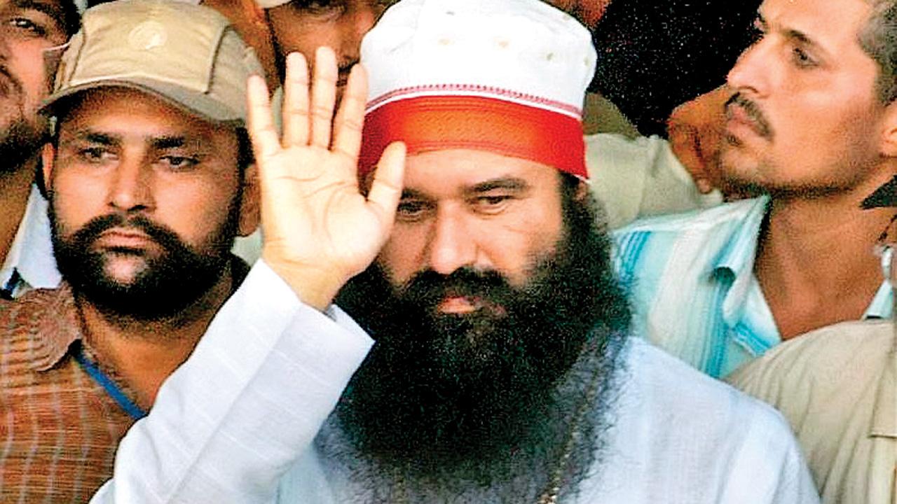 Dera Sacha Sauda chief Gurmeet Ram Rahim Singh withdraws parole application