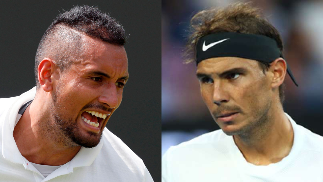 Wimbledon 2019: Rafael Nadal, Nick Kyrgios set to renew 'salty' rivalry