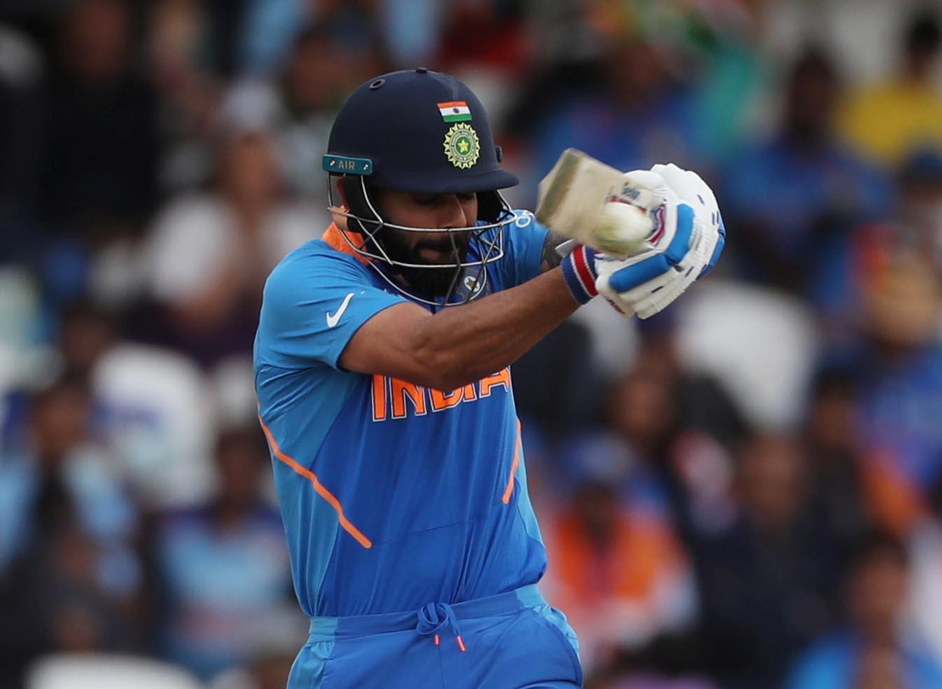 Virat Kohli completes 1000 runs in World Cup