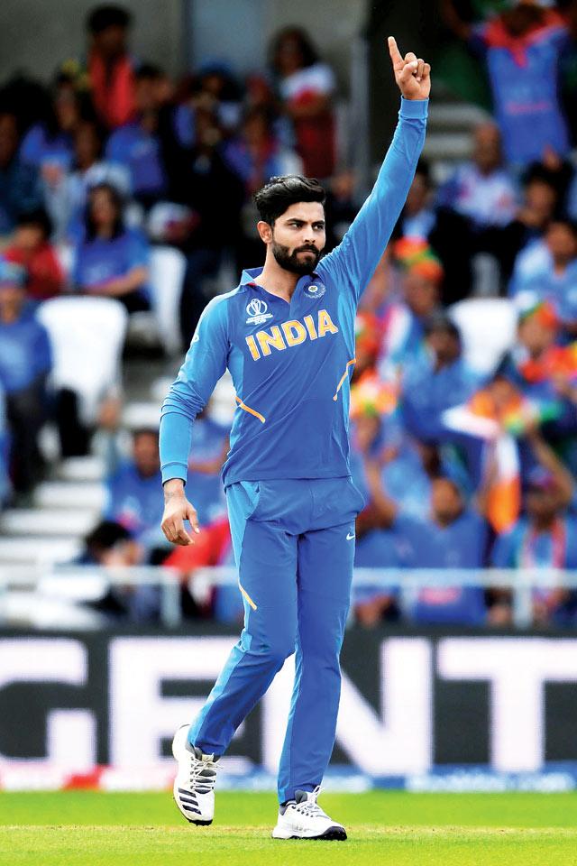 World Cup 2019: Time to break 'Kulcha' to accommodate Ravindra Jadeja