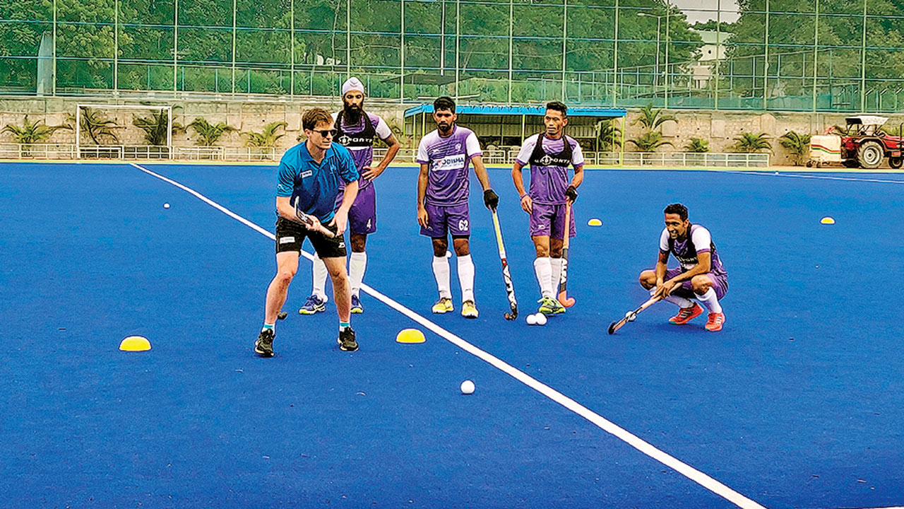'India have potential to become a world-class defensive hockey unit', says Fergus Kavanagh