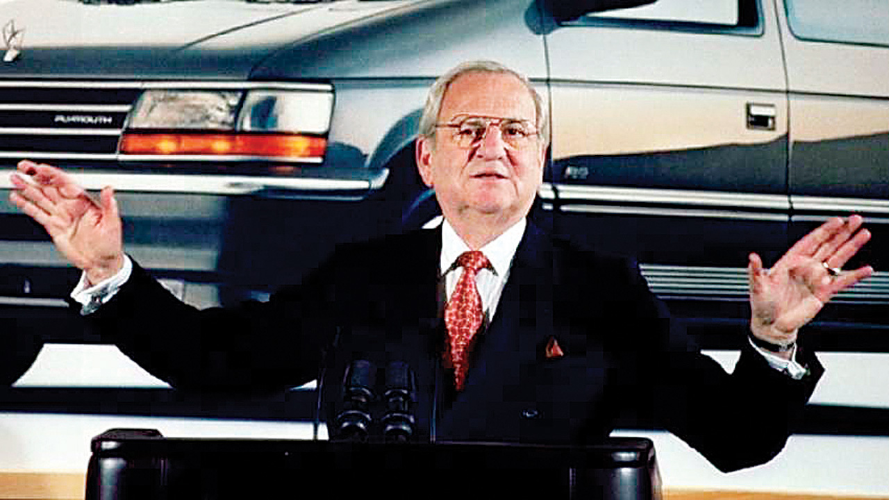 Lee Iacocca: Lessons from his career